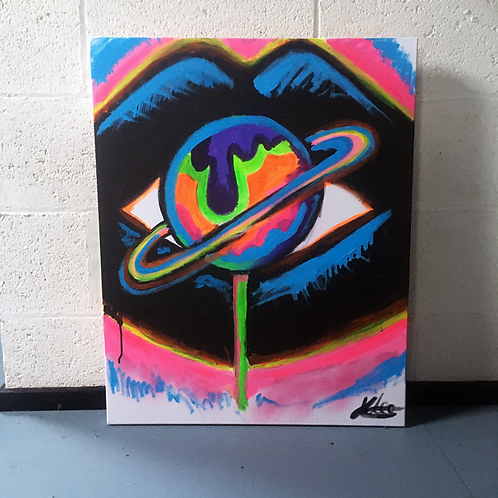 'Space Pop' Original
