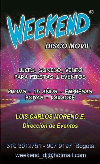 Djs para Fiestas, Eventos y Minitecas en Bogota