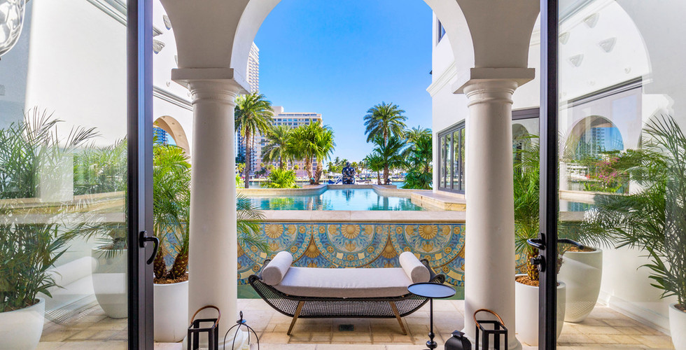 Vila Sole Terrace - Home Staging