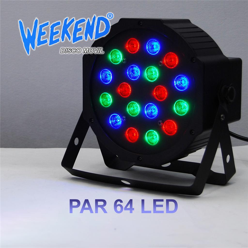 Pares LED