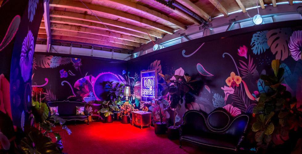 Ultra Music Festival Miami VVIP Lounge