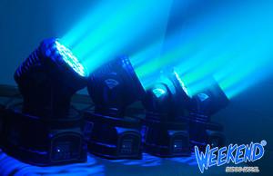Luces Roboticas