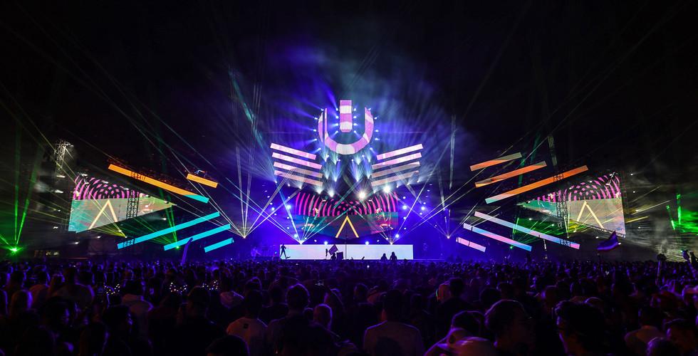 Ultra Music Festival Africa 2018