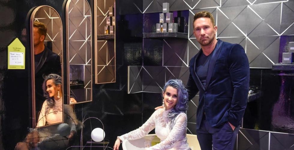 DOAD Miami 2019 - Wade Hallock and Monica Arellano