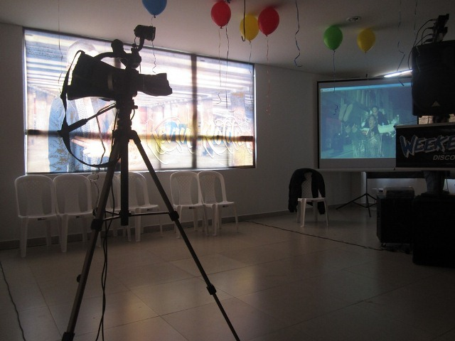 Video Filmacion...