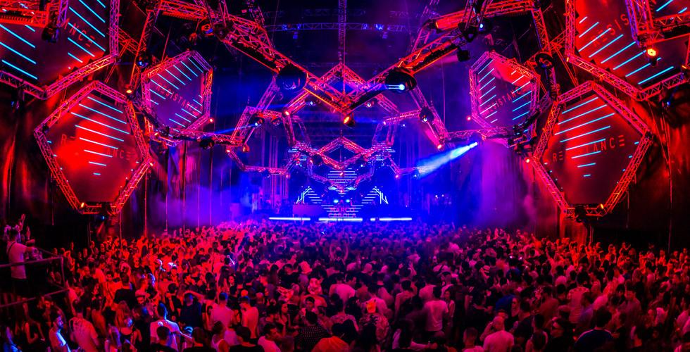 Resistance Ultra Music Festival Miami