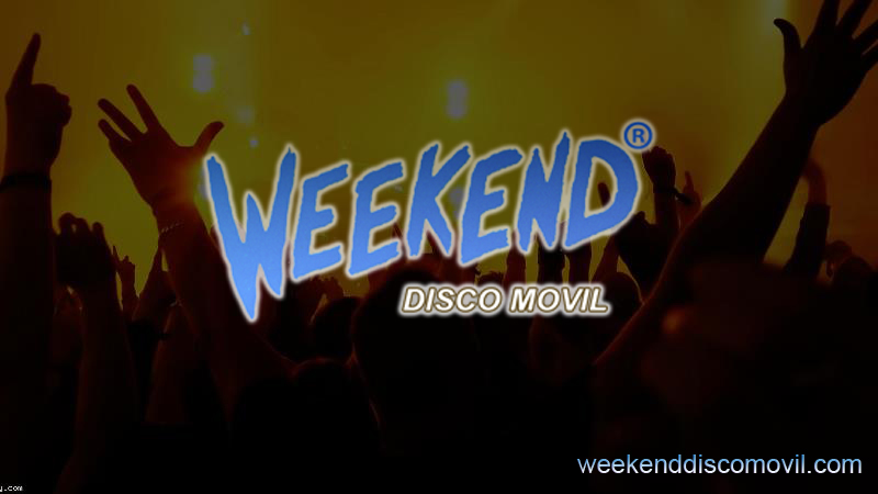 WEEKEND Disco Movil