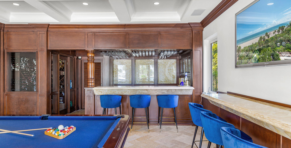 Vila Sole - Game Room - Home Staging