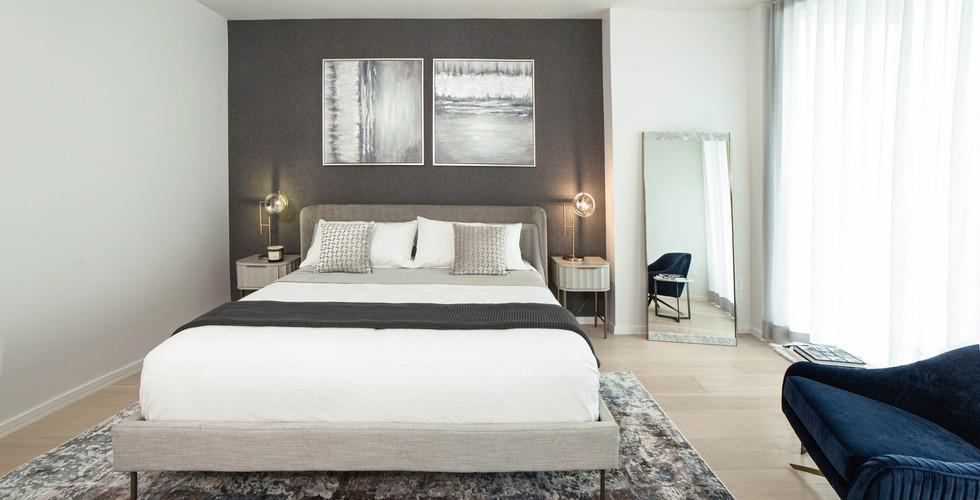 300 Colllins Ave. Miami Beach Home Staging