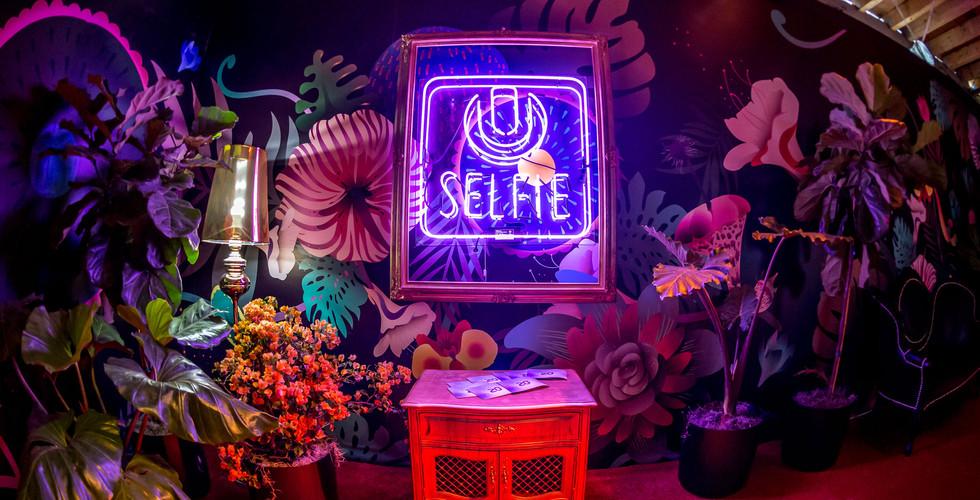 Ultra Music Festival Miami VVIP Lobby