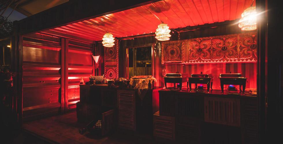 ultra music festival VIP Resistance Lounge 2019
