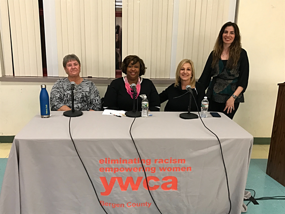 #MeToo -Final Town Hall hosted by YWCA and National Coalition of 100 Black Women Bergen/ Passaic Cha