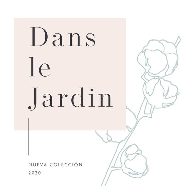 DANS LE JARDIN - LORENA MERINO NOVIAS