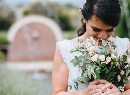 La boda de Elena y Lucas