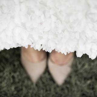 Fotografía: Click10 Fotografía Finca: La Camarga Muah: Oui Novias Tocado: Ani Burech Joyas: Casilda Finat Zapatos: Un Paso Más Barcelona Estilismo: Flamintgo Producción: La Champanera