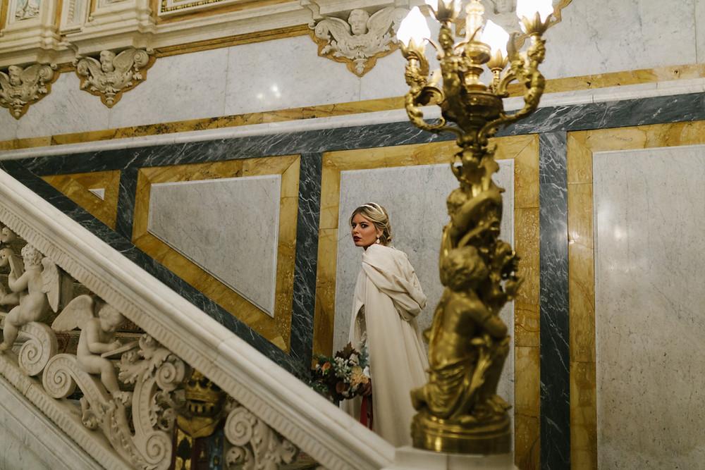 novia palacio