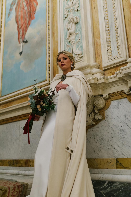 novia ramo