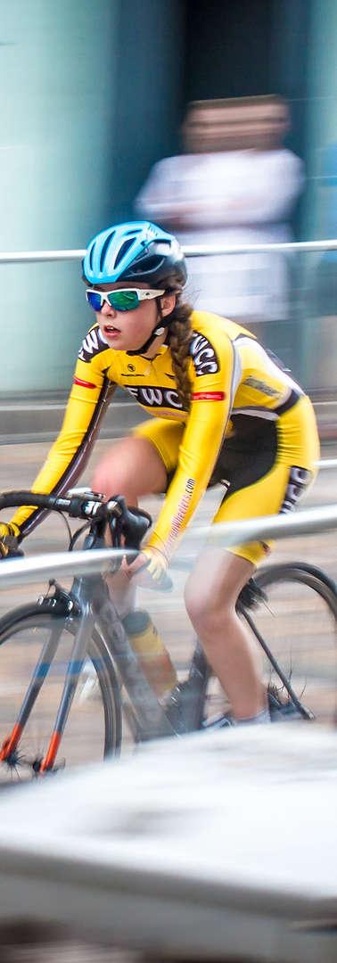 Cyclist | Edward Steel Photography