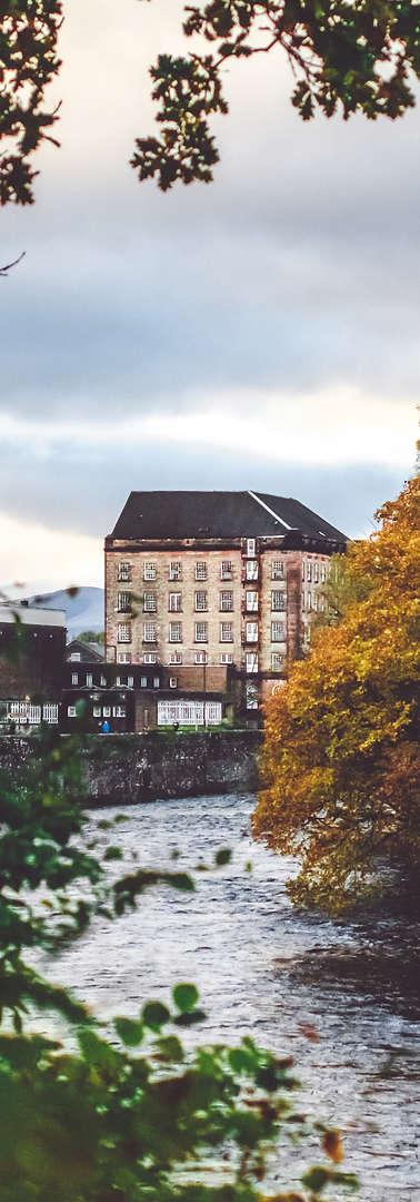 Deanston Distillery | Edward Steel Photography