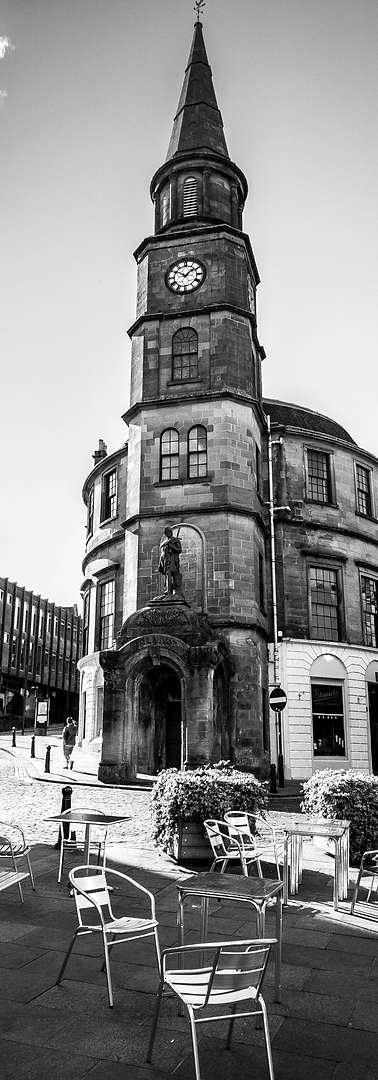 Stirling City Centre | Edward Steel Photography