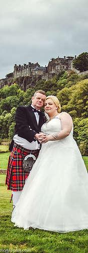 Wedding at Stirling Castle   Edward Steel Photography