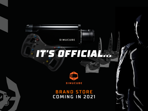 Reworked Simucube Brand Site Coming in 2021