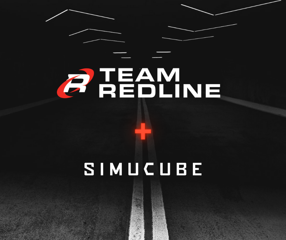 Simucube in partnership with Team Redline
