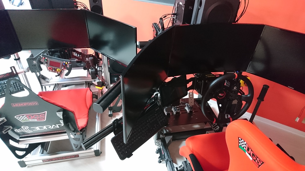 Drive Game Seat is an Official Simucube Reseller, who distributes Simucube 2 Direct Drive force feedback wheelbase, such as Simucube 2 Sport, Pro, and Ultimate wheelbases and other Simucube accessories for sim racers in their sim racing rigs.