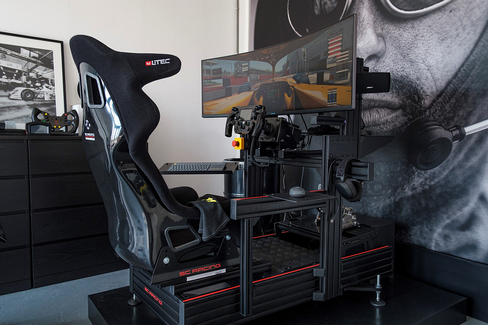 Simcontrols.eu is an Official Simucube OEM partner, building high-end sim racing simulators for sim racers, and incorporates Simucube 2 Sport, Pro and Ultimate Direct Drive force feedback wheelbases and other simulator equipment in their custom builds.