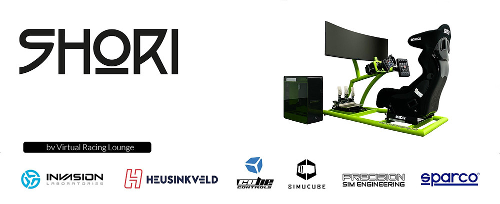 Vistual Racing Lounge, an Official Reseller for Simucube products, such as Direct Drive Wheelbases and other sim racing equipment for sim racers.