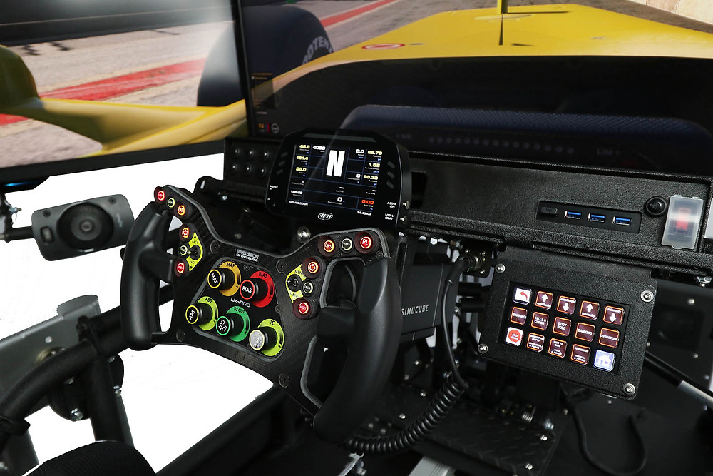 SimCraft is Official Simucube Reseller who creates sim racing motion simulators for simracers, and the racing simulator builds incorporate Simucube 2 Sport, Pro and Ultimate Direct Drive force feedback wheelbases to bring maximal realism in the racing and motion simulators.