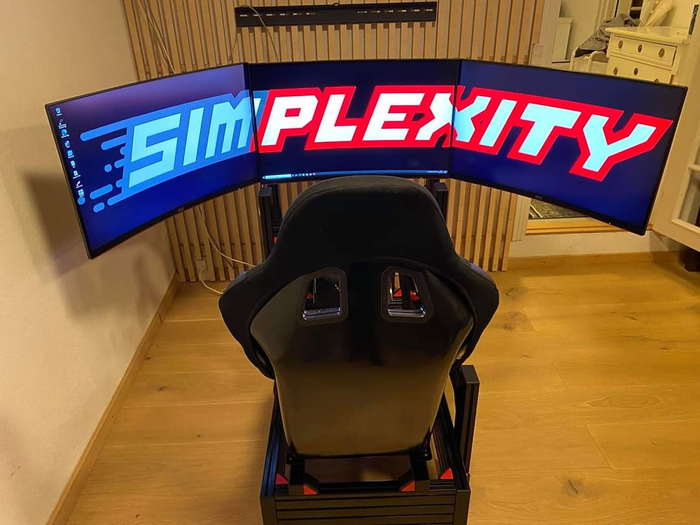 SimPlexity is an Official OEM Partner of Simucube and builds high-end racing simulators for sim racers. In their simulator builds, they incorporate Simucube 2 Direct Drive force Feedback Sport, Pro and Ultimate wheelbases, as well as other Simucube accessories.
