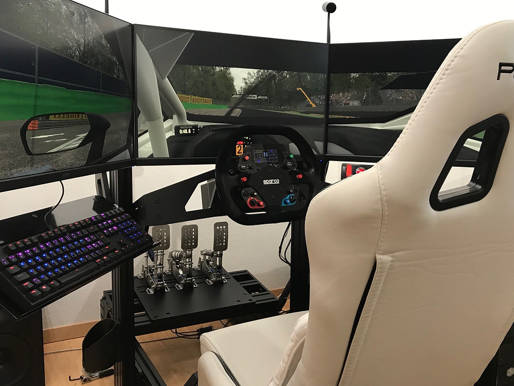 G-Performance is an official Simucube reseller, who distributes Simucube 2 Direct Drive force feedback wheelbases for sim racers and their sim racing simulatiors, together with other Simucube 2 accessories.