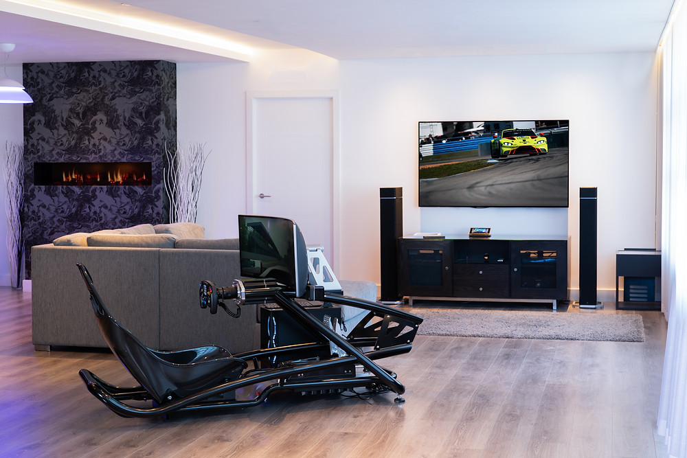 Base Performance Simulators, one the Official OEM Partners of Simucube, creates sim racing rigs for sim racers with Simucube 2 Sport, Pro and Ultimate Direct Drive Force Feedback Wheelbases.