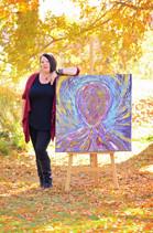 """""""Migraine""""-Acrylic on canvas"""