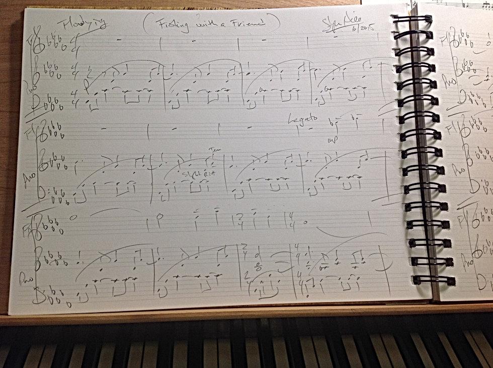 Score Paper