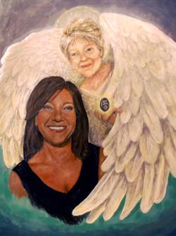 JEANETTE'S ANGEL - SOLD