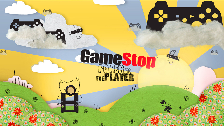 GAME STOP PROMO