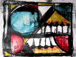 WITH TEETH - SOLD