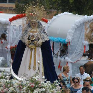 La Virgen de Romería