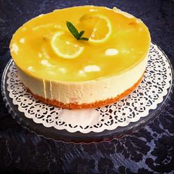 Cheese-cake al limone