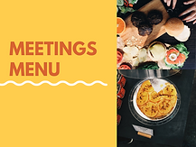 Meetings Menu