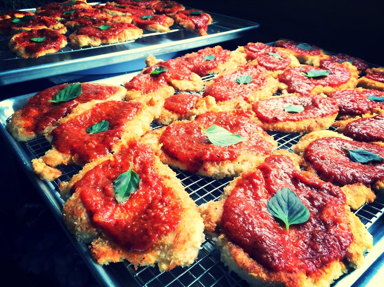 Chieken Parmesan