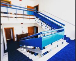 Details 👌  #stairs #blu #blue #details