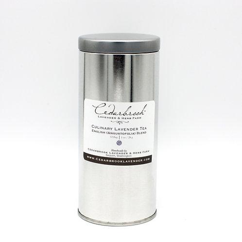Purely Culinary Lavender Tea