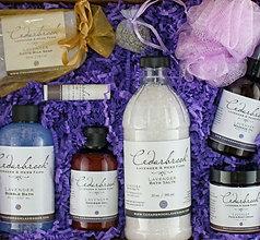 Premium Lavender Spa Gift Set