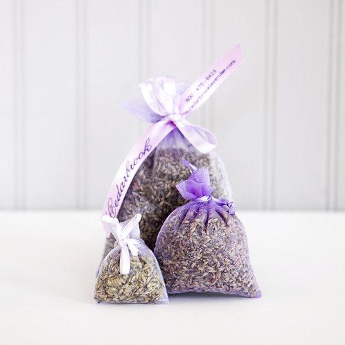 Lavender Organza Sachet