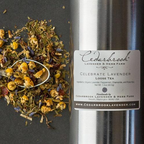 Celebrate Lavender Herbal Tea