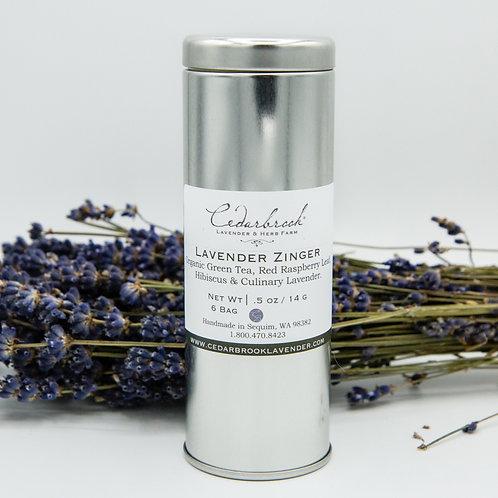Lavender Zinger Green Tea