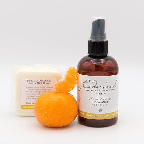 Spiced Orange Body Mist